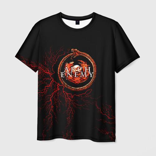Мужская футболка 3D Arch Enemy
