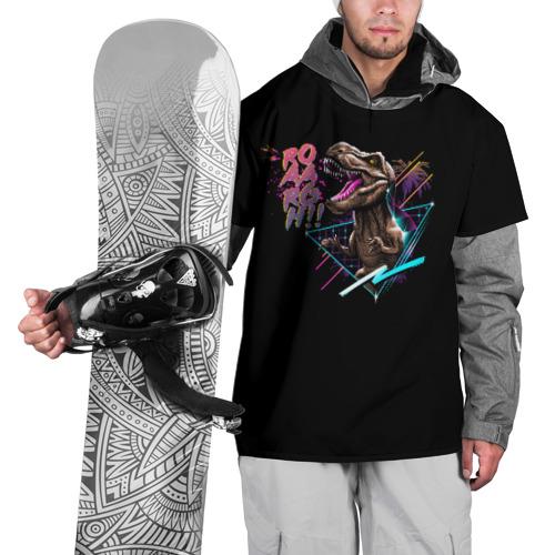 Накидка на куртку 3D ROAARGH!!