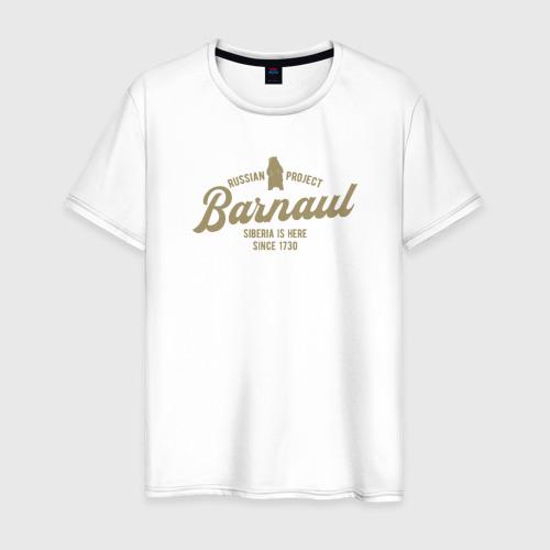 Мужская футболка хлопок Барнаул