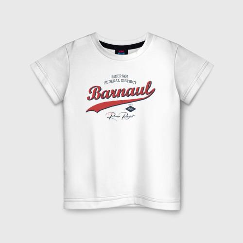 Детская футболка хлопок Барнаул СФО