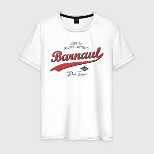 Мужская футболка хлопок Барнаул СФО