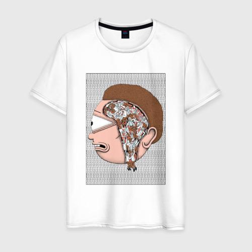 Мужская футболка хлопок Morty