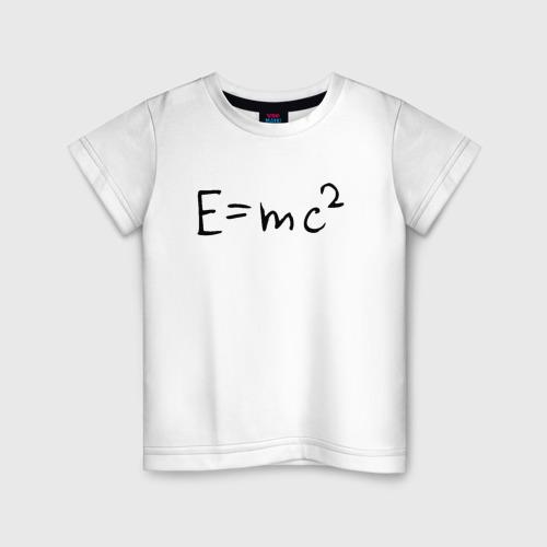 Детская футболка хлопок Emc2