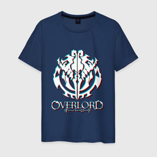 Мужская футболка хлопок Overlord: Glitch.