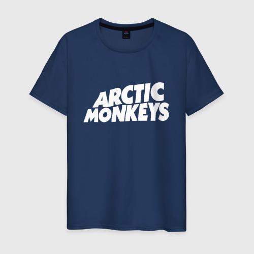 Мужская футболка хлопок AM