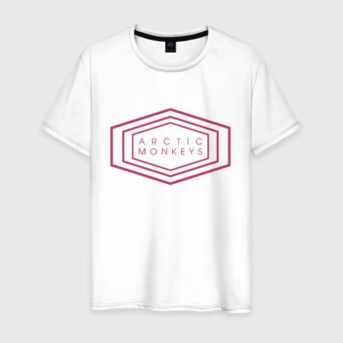 Мужская футболка хлопок Arctic Monkeys