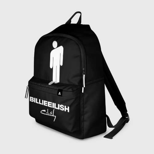 Рюкзак 3D РЮКЗАК BILLIE EILISH