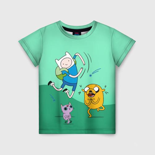 Детская футболка 3D Flex