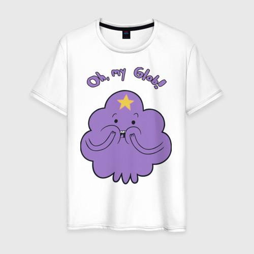 Мужская футболка хлопок Oh, my Glob!