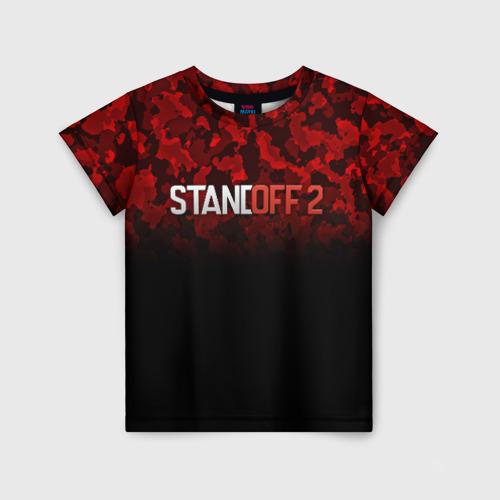 Детская футболка 3D STANDOFF 2 | СТАНДОФФ 2