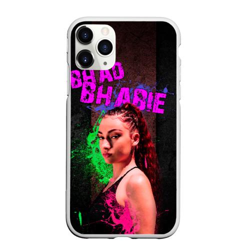 Чехол для iPhone 11 Pro матовый Bhad Bhabie