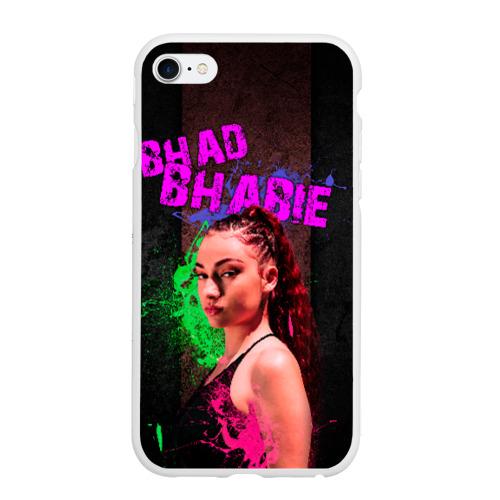 Чехол для iPhone 6/6S матовый Bhad Bhabie