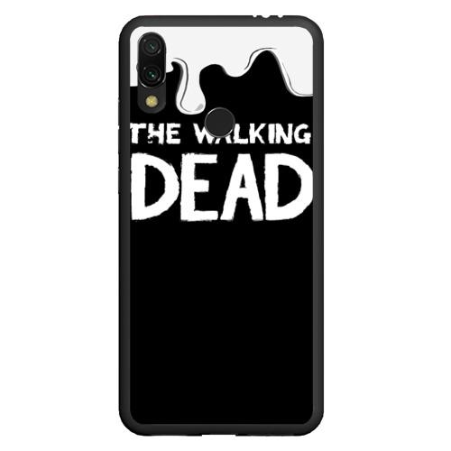 Чехол для Xiaomi Redmi Note 7 Ходячие мертвецы