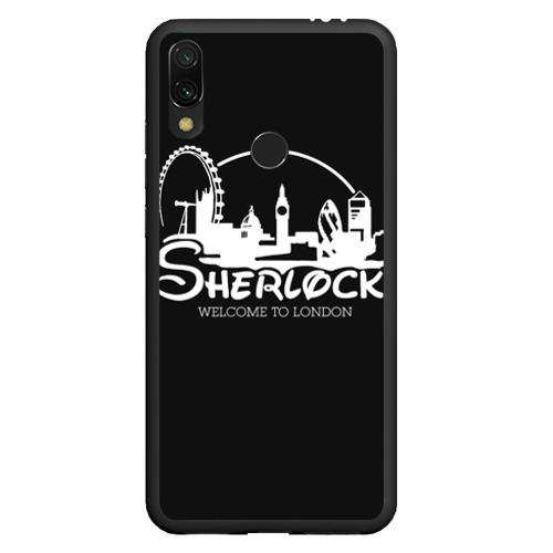 Чехол для Xiaomi Redmi Note 7 Sherlock
