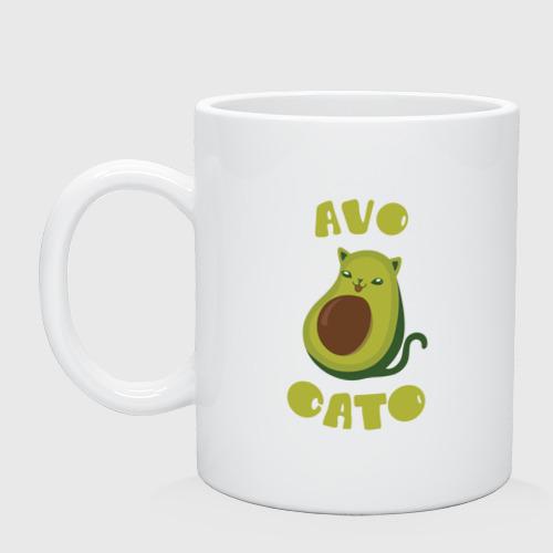 Кружка керамическая AvoCato