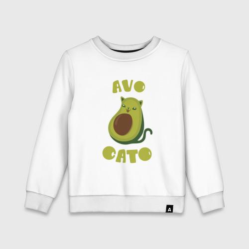 Детский свитшот хлопок AvoCato