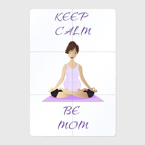 Магнитный плакат 2Х3 Будущая мама