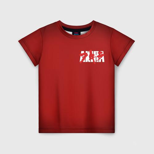 Детская футболка 3D Good for health