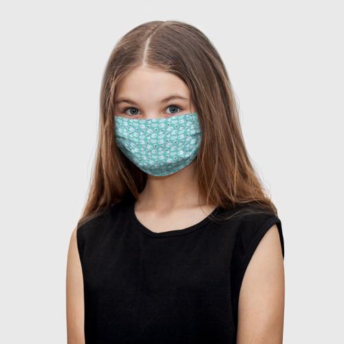 Детская маска (+5 фильтров) Комплект для выживания