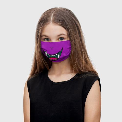 Детская маска (+5 фильтров) Маска Монстрик