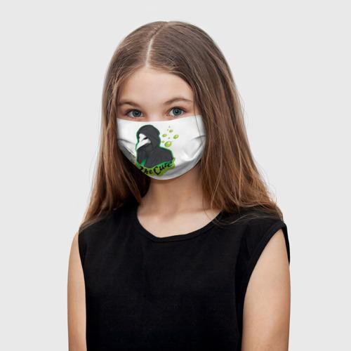 Детская маска (+5 фильтров) Лечение от вируса