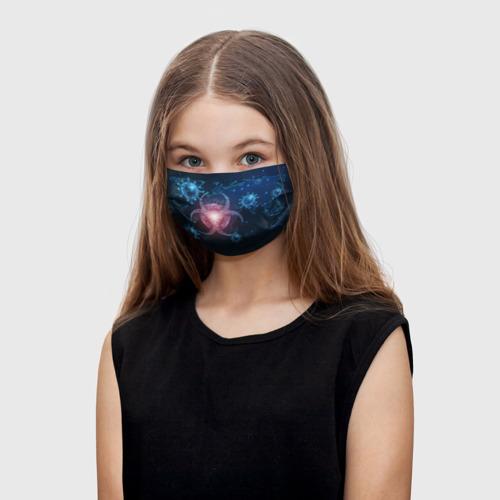 Детская маска (+5 фильтров) МАСКА CORONAVIRUS