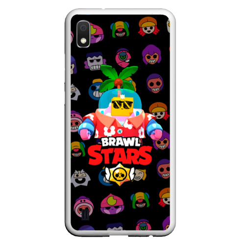 Чехол для Samsung Galaxy A10 BRAWL STARS (NEW SPROUT) [14]
