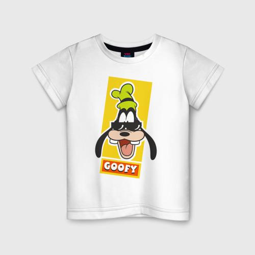 Детская футболка хлопок Гуффи