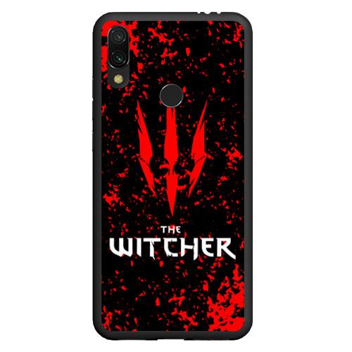 Чехол для Xiaomi Redmi Note 7 The Witcher.