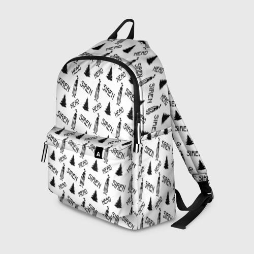 Рюкзак 3D Siren Head