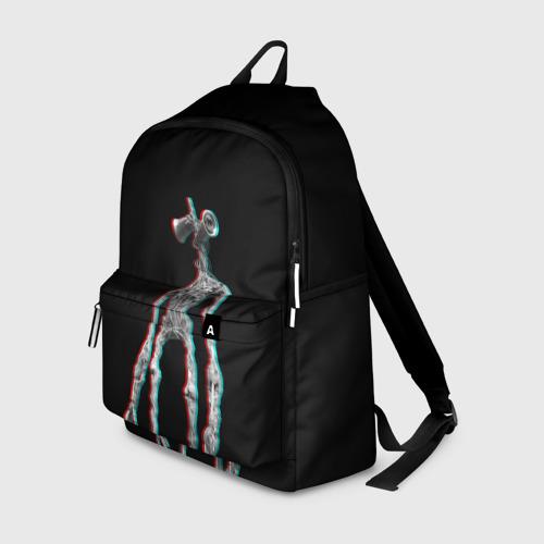 Рюкзак 3D Siren Head Glitch