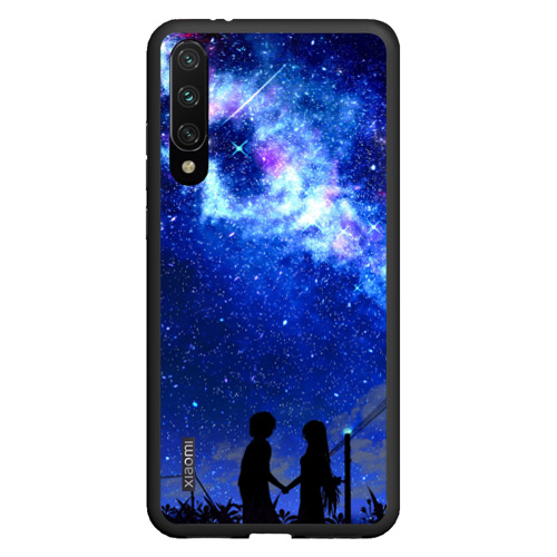 Чехол для Xiaomi Redmi Mi A3 Ночное  Небо