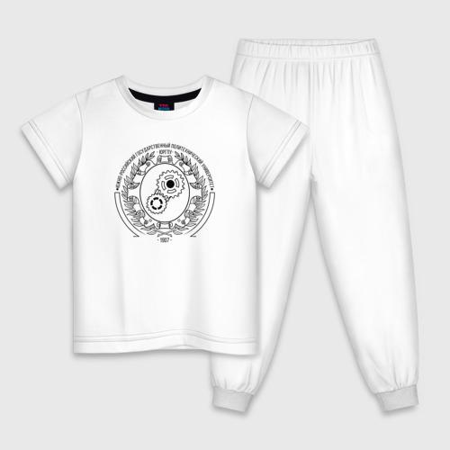 Детская пижама хлопок ЮРГПУ