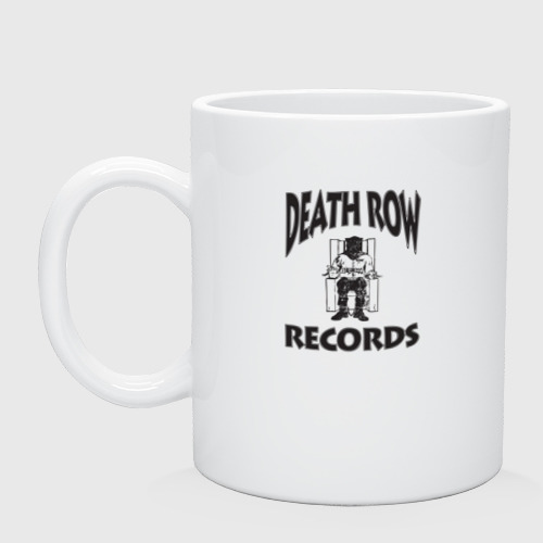 Кружка керамическая Death Row Records