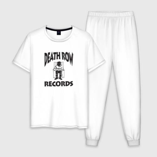 Мужская пижама хлопок Death Row Records