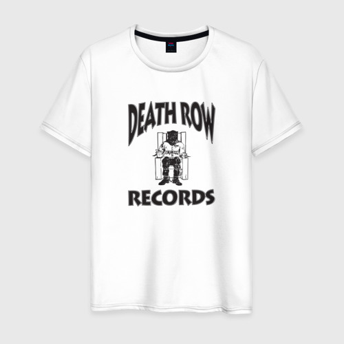 Мужская футболка хлопок Death Row Records