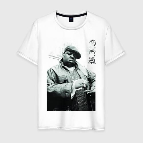 Мужская футболка хлопок The Notorious B.I.G