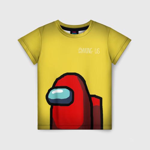 Детская футболка 3D Among Us classic