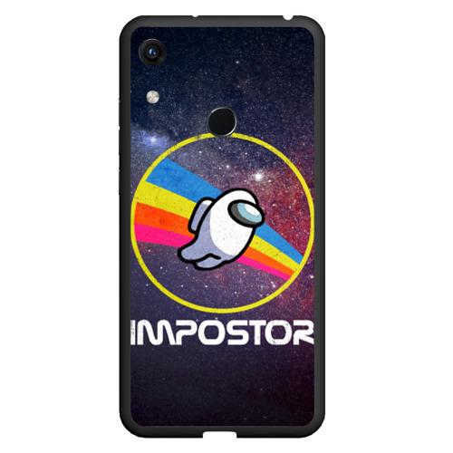 Чехол для Honor 8A NASA Impostor