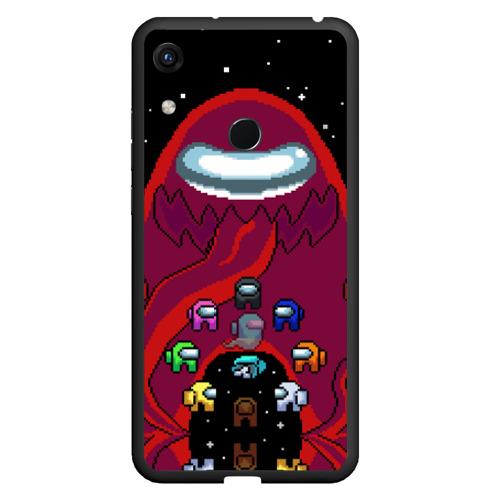 Чехол для Honor 8A Impostor Monster