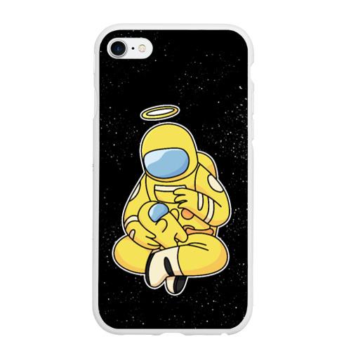 Чехол для iPhone 6Plus/6S Plus матовый АМОНГ АС | AMON US