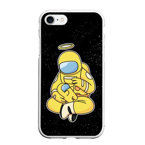 Чехол для iPhone 7/8 матовый АМОНГ АС | AMON US