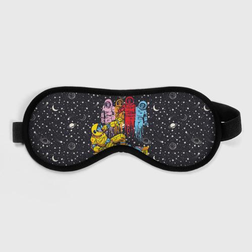 Маска для сна 3D Among Us - Среди Нас