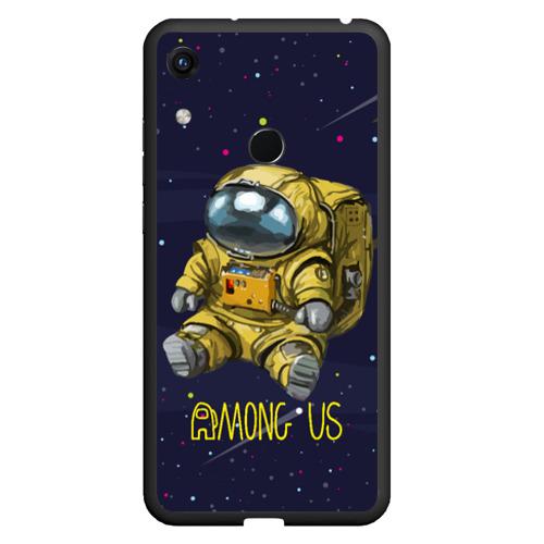Чехол для Honor 8A Among Us Space
