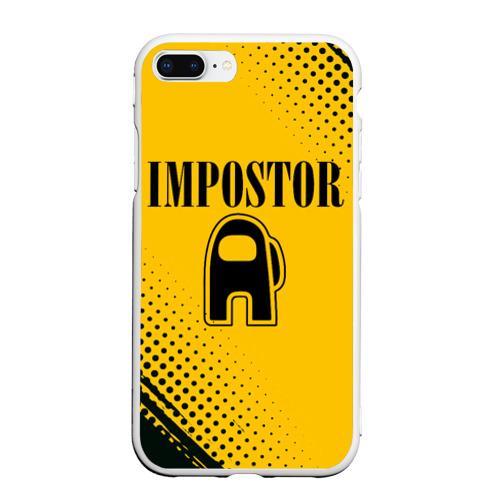 Чехол для iPhone 7Plus/8 Plus матовый IMPOSTOR \ NIRVANA.