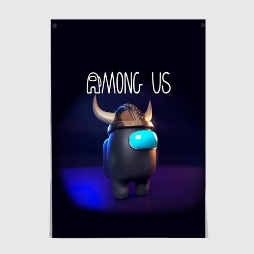 Постер AMONG US