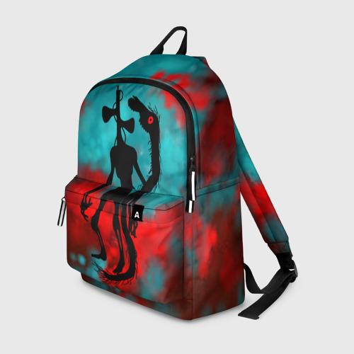 Рюкзак 3D Сиреноголовый и Лошадь монстры