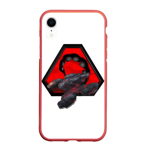 Чехол для iPhone XR матовый Command&Conquer
