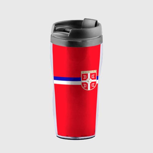 Термокружка-непроливайка Сборная Сербии.