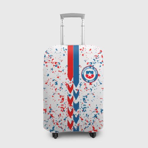 Чехол для чемодана 3D Сборная Чили.